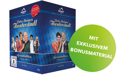 DVD-Tipp: Peter Steiners Theaterstadl | Gesamtedition